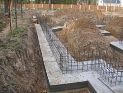 Строительство фундамента под ключ. Читинские строители.
