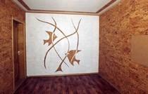 ремонт стен в Чите