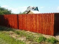 строить забор, ограждение город Чита