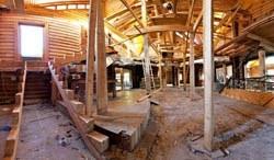 реконструкция зданий в Чите