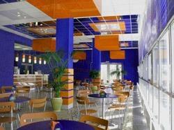 отделка кафе, ресторанов в Чите