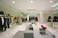 отделка магазинов, бутиков, торговых павильонов в г.Чита