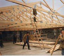 Строительство крыш в Чите и пригороде, строительство крыш под ключ г.Чита