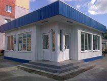 Строительство магазинов в Чите и пригороде, строительство магазинов под ключ г.Чита